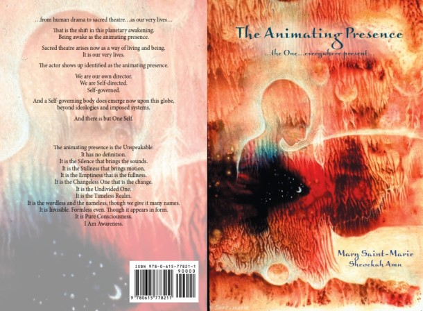 The Animating Presence cover